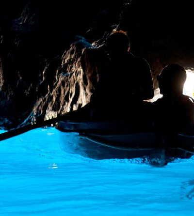 1 jour Capri Tour avec Grotte Bleue depuis Rome €189