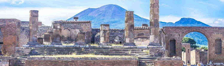 Visites Pompeii