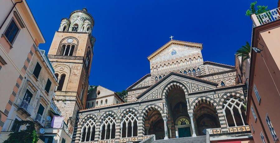 cathédrale amalfitaine