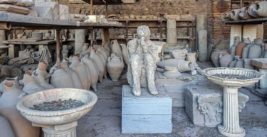 corpo di Pompei