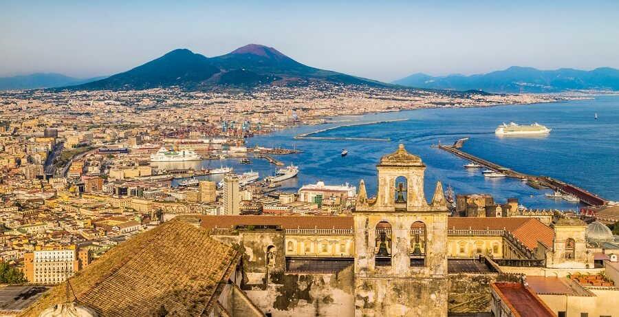 Amalfi Coast Tours - Naples