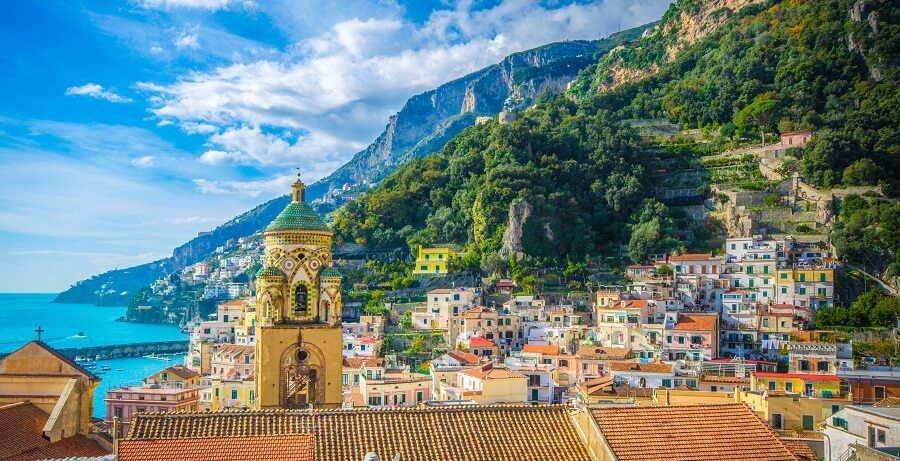 Amalfi Coast Tours - Amalfi Town