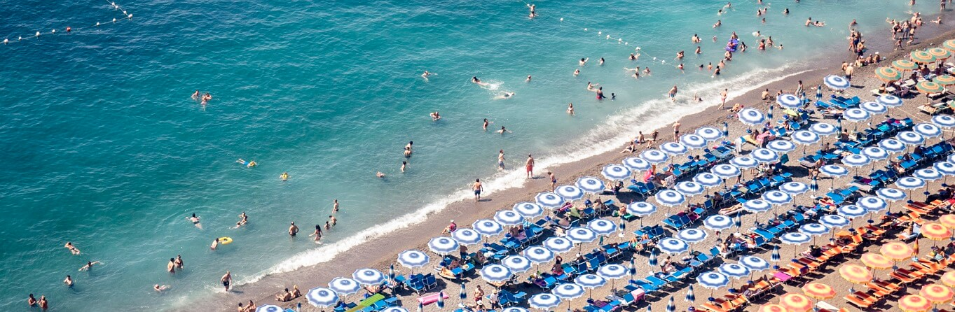 Can you swim in the Amalfi Coast?