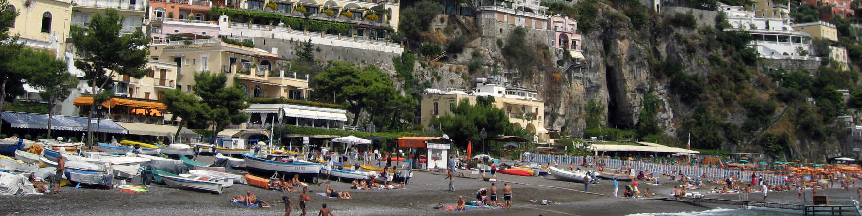 What is Positano famous for?