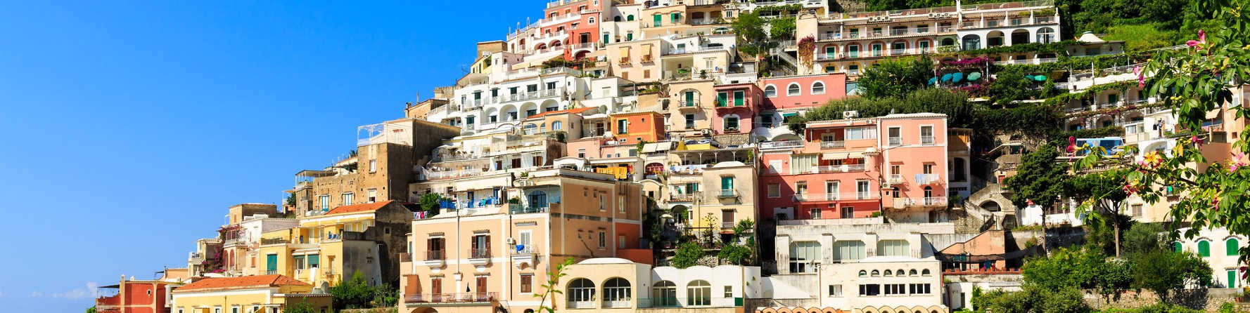 Why should you visit Positano?