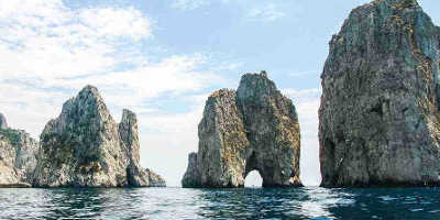 1 Day Capri Tour from Naples €139