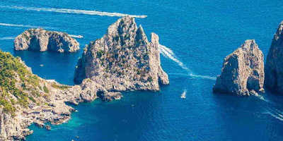 Capri Day Tour €85