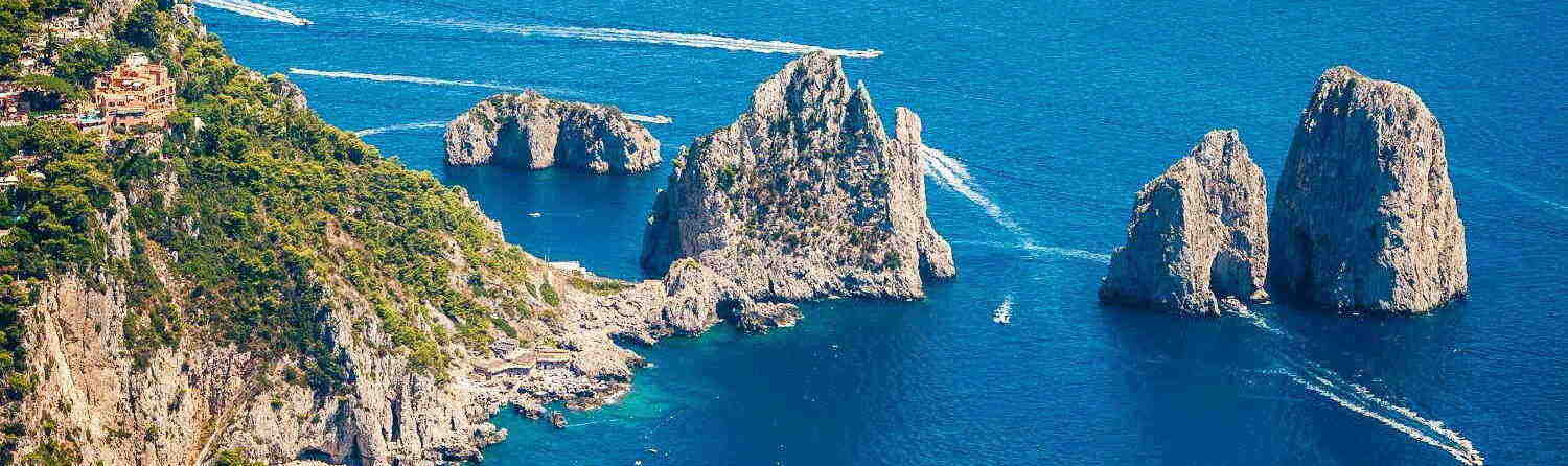 Capri Day Tour €79