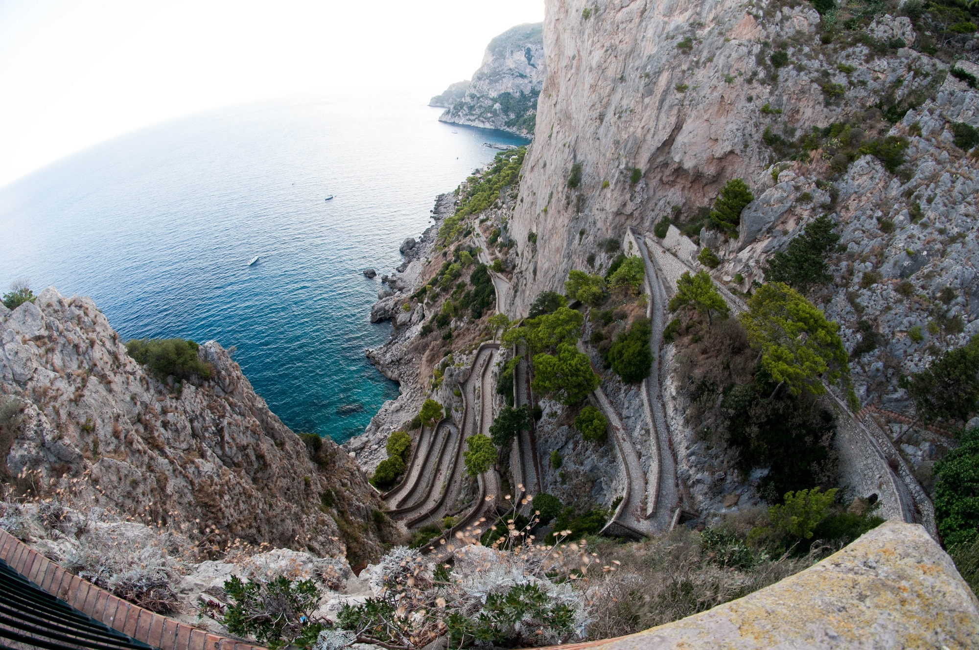 The Fascinating History of Capri