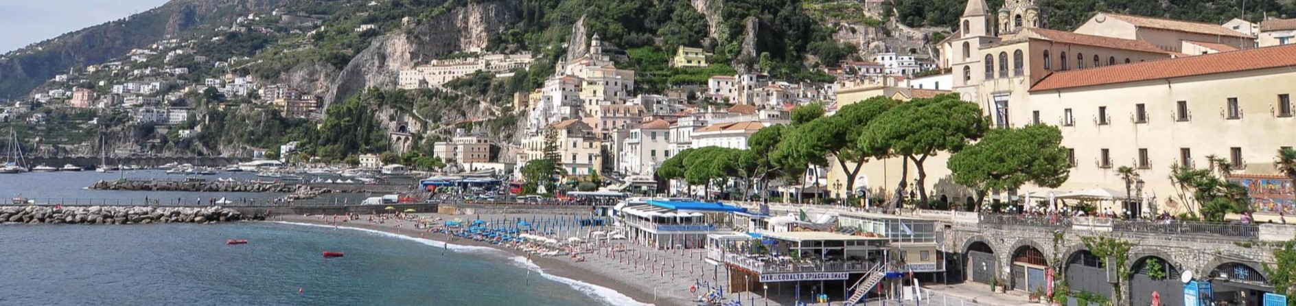 The Best Restaurants in the Amalfi Coast